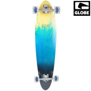ロングスケートボード GLOBE グローブ PINNER CLASSIC BL FADEDYE FF F14|murasaki