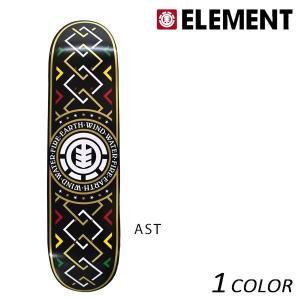 スケートボード デッキ ELEMENT エレメント LINK AG027-Y01 7.62インチ DD E13|murasaki