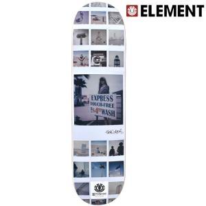 スケートボード デッキ ELEMENT エレメント AI027-144 POLAROIDO ORIGINALS NICK シグネチャーモデル FF L5|murasaki