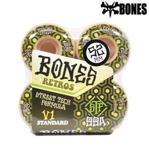 スケートボード ウィール BONES ボーンズ 33222228 STF RETROS V1 99A...