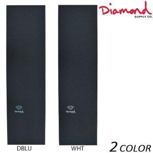 【数量限定】 スケートボード デッキテープ DIAMOND ダイアモンド GRIP TAPE SUPERIOR LOGO EE K13|murasaki