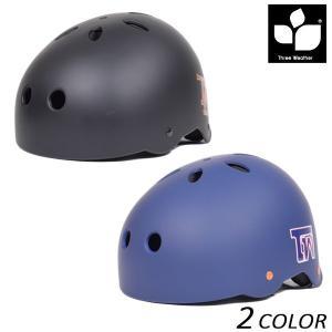 スケートボード ヘルメット THREE WEATHER スリーウェザー ヘルメット 90S MRSC121 FF C12|murasaki