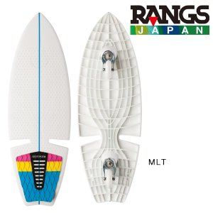 送料無料 サーフスケートボード RANGS JAPAN ラングスジャパン RIPSURF リップサーフ EE A18|murasaki