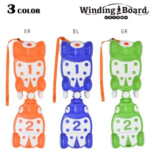 SALE セール キッズ スケートボード SILVERFOX WINDING BOARD ウィンディングボード EE B25|murasaki
