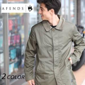 SALE セール メンズ ジャケット(コート) AFENDS アフェンズ Bloom Trench Coat 07-01-059 EE3 J16|murasaki