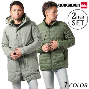 SALE セール メンズ ジャケット QUIKSILVER クイックシルバー GQYJK03083 インナー付き 2点セット EX3 K18|murasaki