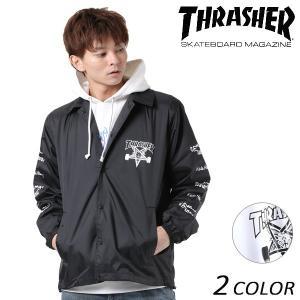 送料無料 メンズ ジャケット THRASHER スラッシャー × KEITH HARING キースへリング THKH-NCJ16 EE3 J8|murasaki