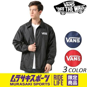 メンズ ジャケット VANS バンズ VA18SS-MJ50MS ムラサキスポーツ限定 FF1 B28|murasaki