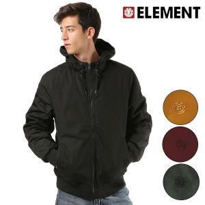 メンズ ジャケット ELEMENT エレメント AI022-768 FX3 I6 murasaki