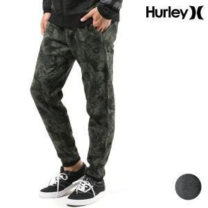 メンズ ロングパンツ Hurley ハーレー AQ9141 スウェットパンツ FF3 I29 murasaki