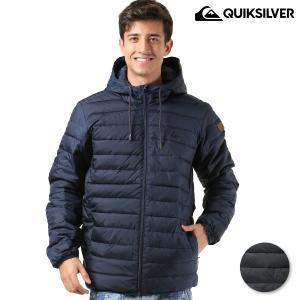 メンズ ジャケット QUIKSILVER クイックシルバー SCALY GQYJK03107 アウター 撥水 軽量 FX3 J15 murasaki