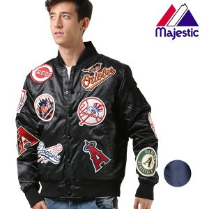 メンズ ジャケット Majestic マジェスティック23-ML-8F38 アウター ブルゾン 中綿 FX3 J16|murasaki