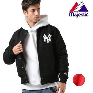 メンズ ジャケット Majestic マジェスティック23-NY-8F15 アウター ブルゾン 中綿 FX3 J16|murasaki