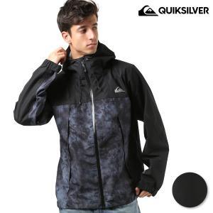 メンズ ジャケット QUIKSILVER クイックシルバー QJK184000 10K DRYFLIGHT SHELL JKT アウター 撥水 防風 シェル FX3 J15 murasaki