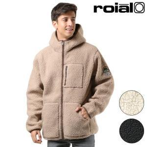 メンズ ジャケット roial ロイアル R803MOW02 FF3 J1 murasaki
