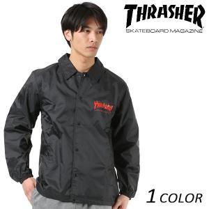 メンズ ジャケット THRASHER スラッシャー TH8908C FF1 B21|murasaki