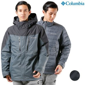 SALE セール メンズ ジャケット Columbia コロンビア WE0799 Calpine Inter Change Jacket FF3 K16|murasaki
