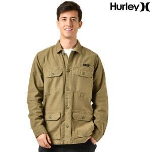 メンズ ジャケット Hurley ハーレー BV2652 GG1 A12 MM|murasaki