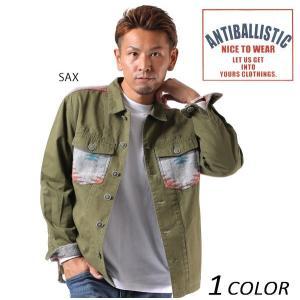 SALE セール メンズ 長袖シャツ ANTIBALLISTIC アンティバルリスティック TSY3413 EE3 I29|murasaki
