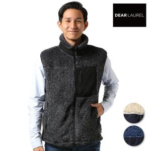 SALE セール メンズ ベスト DEAR LAUREL ディアローレル D18F0201 FF3 I24|murasaki
