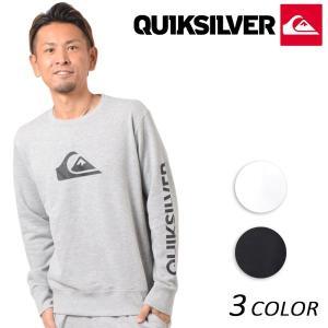 メンズ トレーナー QUIKSILVER クイックシルバー QPO181630M FX1 L13|murasaki