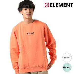 メンズ トレーナー ELEMENT エレメント AI022-004 FX3 I28|murasaki