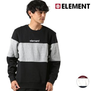 メンズ トレーナー ELEMENT エレメント AI022-005 FX3 I25|murasaki