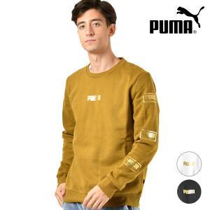 メンズ トレーナー PUMA プーマ 582308 GX3 K25