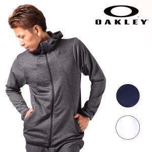メンズ ジップアップ パーカー OAKLEY オークリー 3rd-G Dual Fleece Jacket 1.0 461596JP EE3 I2|murasaki