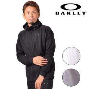 メンズ ジップアップ パーカー OAKLEY オークリー Enhance Technical Fleece Jacket Grid 7.3 461598JP EE3 I2|murasaki