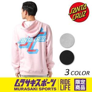 メンズ パーカー SANTA CRUZ サンタクルーズ HOOD OGSC 50273302 ムラサキスポーツ限定 EE3 I26|murasaki