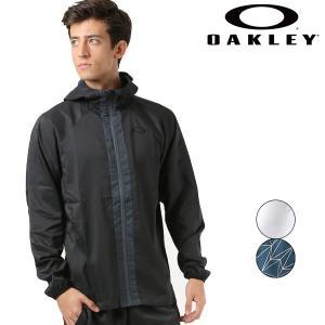 SALE セール メンズ パーカー アウター ジャケット OAKLEY オークリー ENHANCE DOUBLE CLOTH HOODY JACKET.QD 8.0 412555JP FF1 D19|murasaki