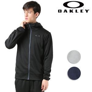 SALE セール メンズ ジップアップ パーカー OAKLEY オークリー ENHANCE TECHNICAL FLEECE JACKET. GRID 8.0 461654JP FF1 L29|murasaki