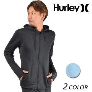 SALE セール メンズ ジップアップ パーカー Hurley ハーレー MFTEXOAOJ FF1 A29|murasaki