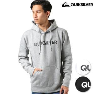 メンズ パーカー QUIKSILVER クイックシルバー QZP184018 プルオーバー FX3 I17 murasaki