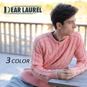 SALE セール メンズ セーター DEAR LAUREL ディアローレル 171301 EE3 J17|murasaki
