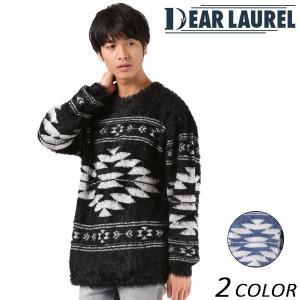 SALE セール メンズ セーター DEAR LAUREL ディアローレル 171302 EE3 J17|murasaki