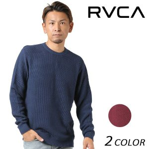 メンズ セーター RVCA ル―カ AH042-650 EE3 K29|murasaki