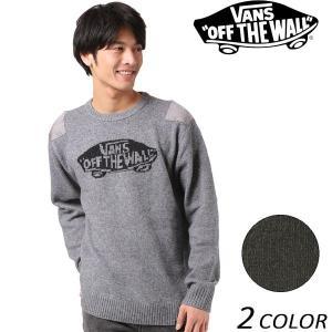 SALE セール メンズ セーター VANS バンズ VA17FW-MK02 EE3 J31|murasaki