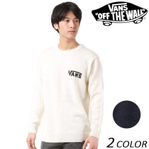 SALE セール メンズ セーター VANS バンズ VA17FW-MK05 EE3 J31|murasaki