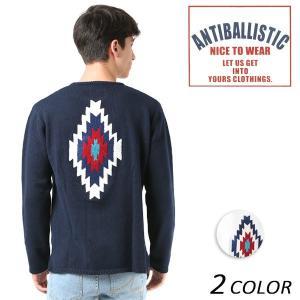 メンズ セーター ANTIBALLISTIC アンティバルリスティック 181AN103001 FF1 L27|murasaki