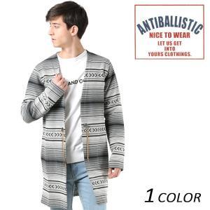 メンズ カーディガン ANTIBALLISTIC アンティバルリスティック 181AN105014 FF1 L29|murasaki