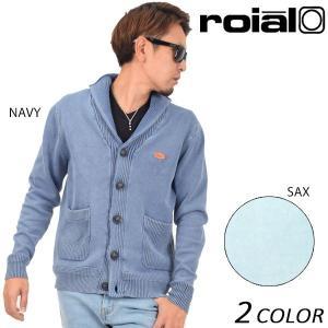 メンズ セーター roial ロイアル KT50 EE1 L14 MM|murasaki