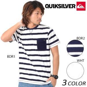 ムラサキスポーツオンラインストア限定 SALE セール メンズ 半袖 Tシャツ QUIKSILVER クイックシルバー QST172006 F1S D25|murasaki