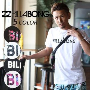 メンズ 半袖 Tシャツ BILLABONG ビラボン AH011-200 F1S C10|murasaki