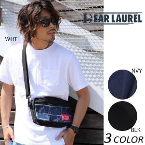 メンズ 半袖 Tシャツ DEAR LAUREL ディアローレル 14711101 EE1 D18|murasaki