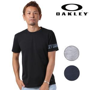 メンズ ハイブリッド 半袖 Tシャツ 水陸両用 OAKLEY オークリー 3rd-G O-FIT SS Tee 456902JP EE3 G15|murasaki
