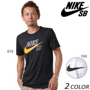 メンズ 半袖 Tシャツ NIKE SB ナイキエスビー 852789 EE3 G16 murasaki