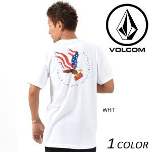 SALE セール メンズ 半袖 Tシャツ VOLCOM ボルコム Beer Drop A3531703 EE3 G24 murasaki