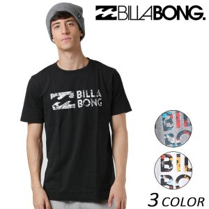 メンズ 半袖 Tシャツ BILLABONG ビラボン AH012-205 F1S D28|murasaki
